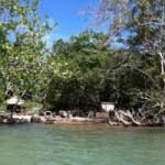 Безлюдный остров Тетепаре