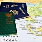 Безвизовый въезд в Индонезию
