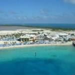 Карибские острова Теркс и Кайкос