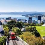Небольшие города в Новой Зеландии