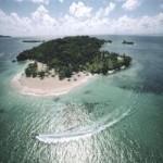 Остров Доминика в Карибском архипелаге